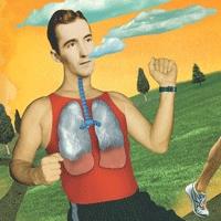 Техника дыхания при беге